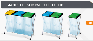 stands for separate  collection